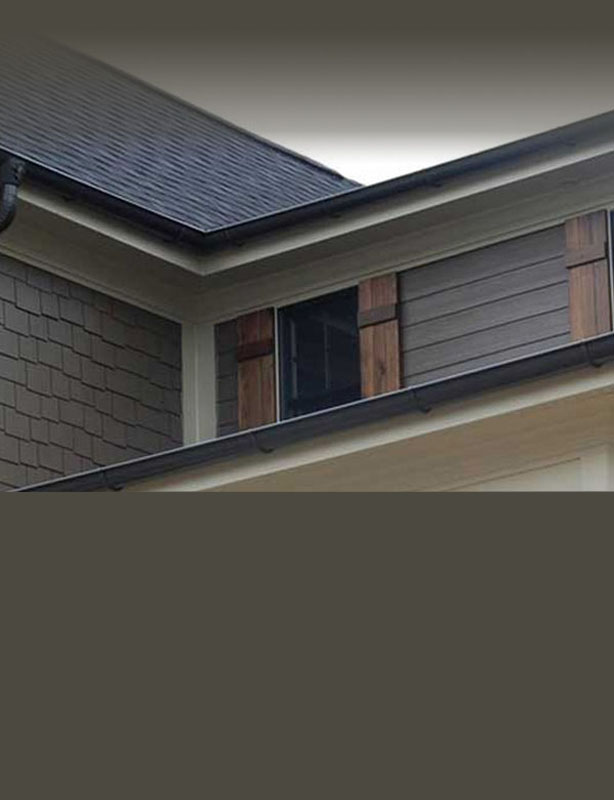 Keep those gutters maintained to avoid flooding.