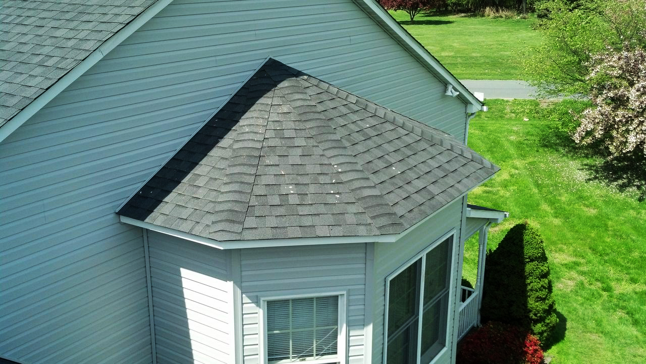 Bay Window Roof Replacement in Annapolis, MD.