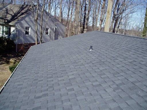 Architectural Shingle Install in Bel Air, MD.