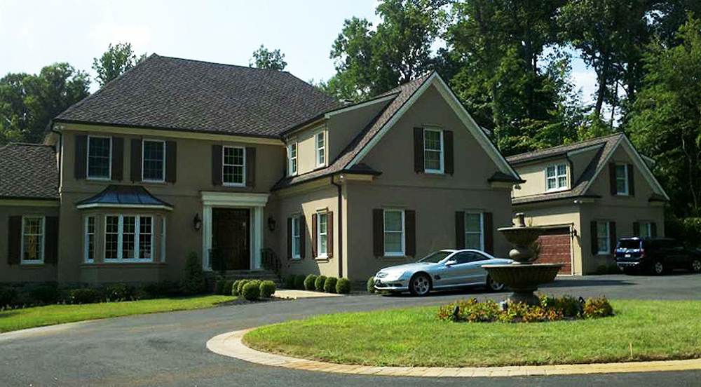 New Roofing Installation in Hunt Valley, MD.