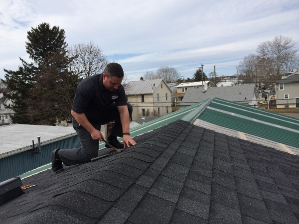 Roofing Installation in Westminster, MD.