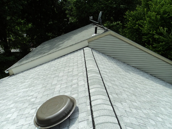 Roof Ridge Vent in Frederick, MD.