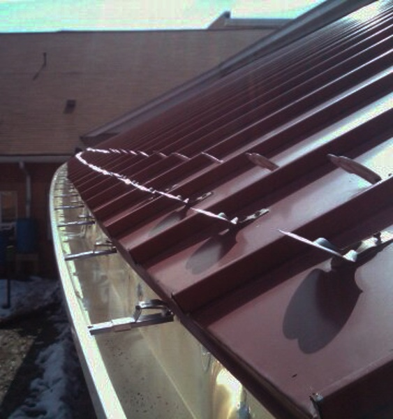 Commercial Gutter Replacement in Clarksville, MD
