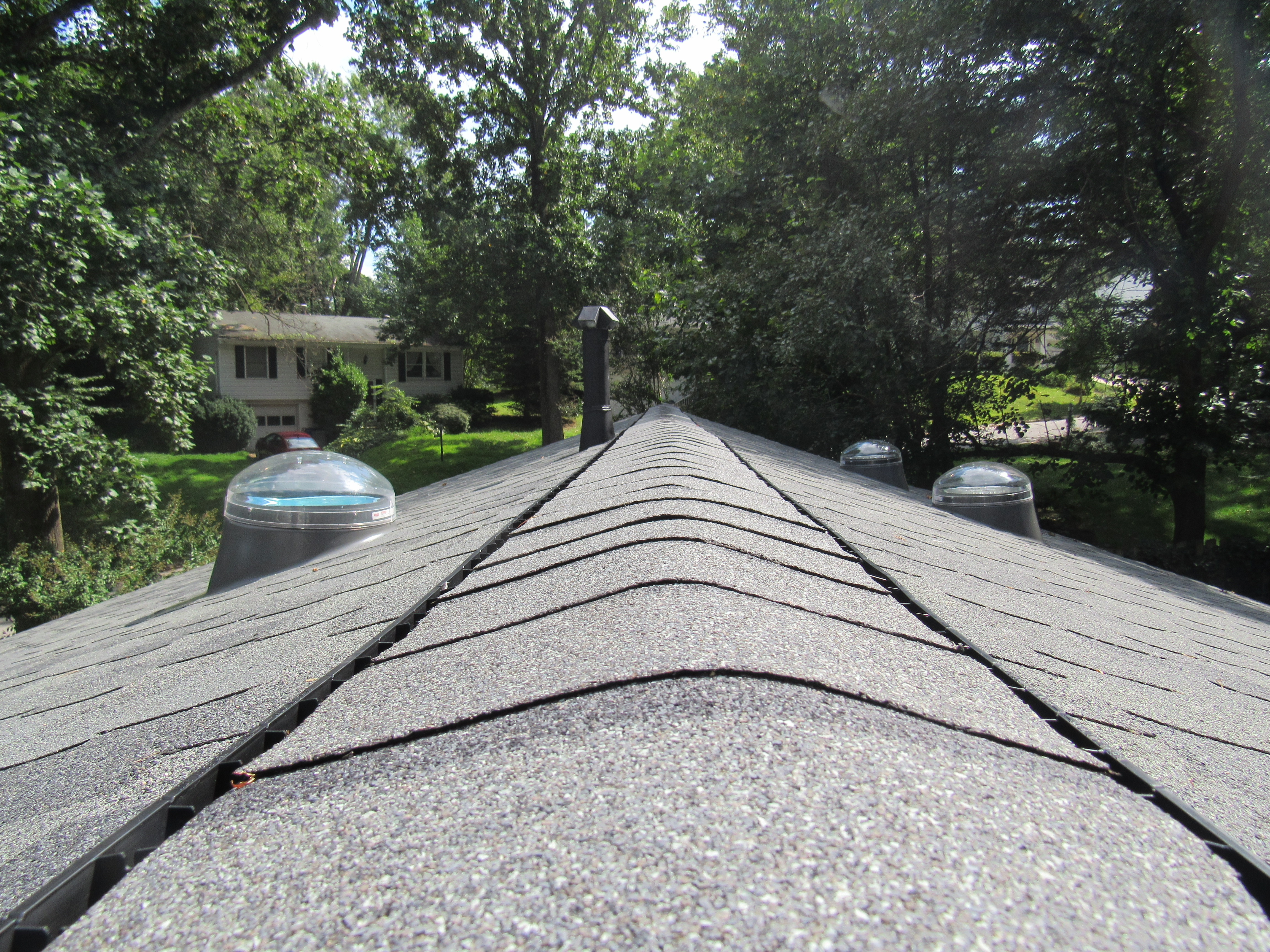 Asphalt Shingle Roofing Contractor