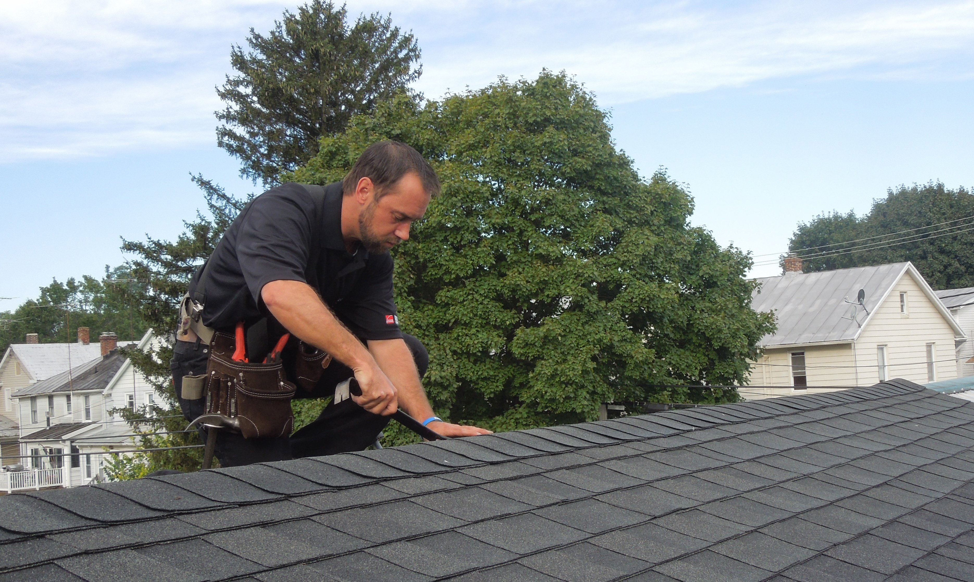 Roof and Gutter Tune-Up