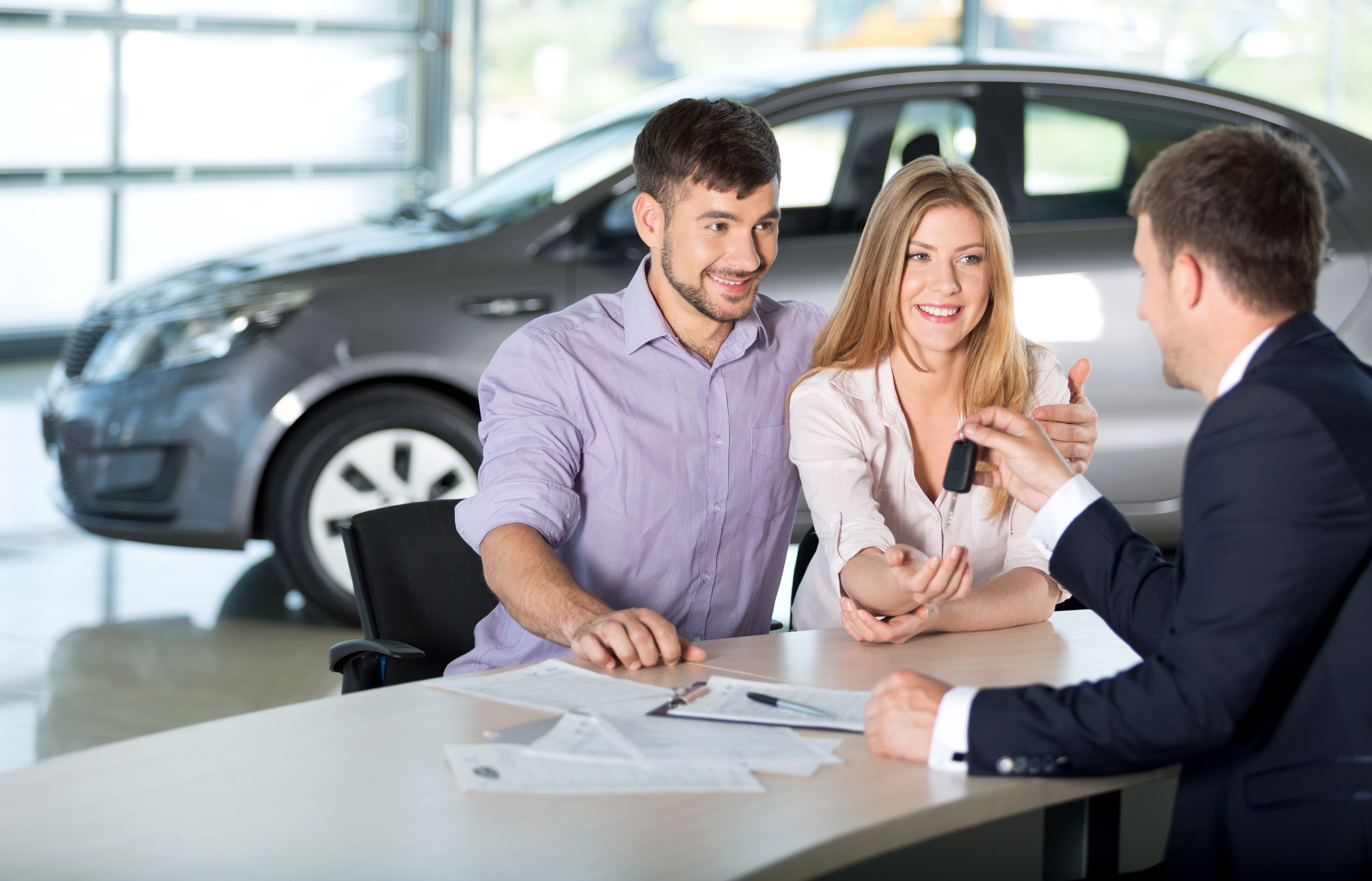Buying a window is a lot like buying a car!